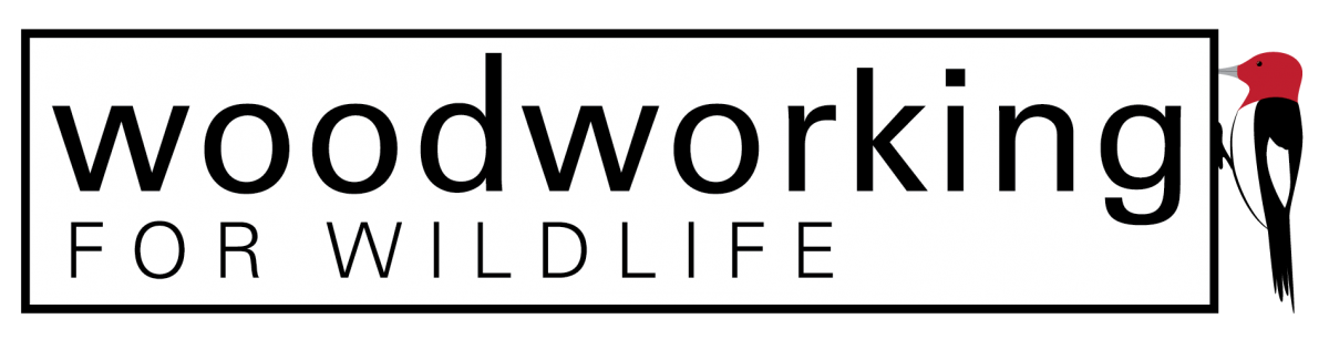 Woodworking for wildlife logo