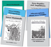Iowa Association of Naturalists Publication Series