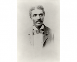 graduation photo of George Washington Carver