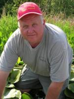 Photograph of Joe Morris